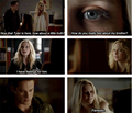 Caroline and Klaus lol