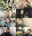 Catelyn Stark + Side eye - catelyn-tully-stark fan art