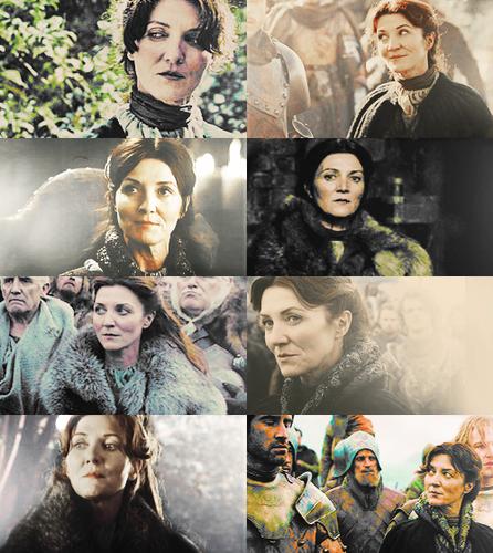 Catelyn Stark + Side eye