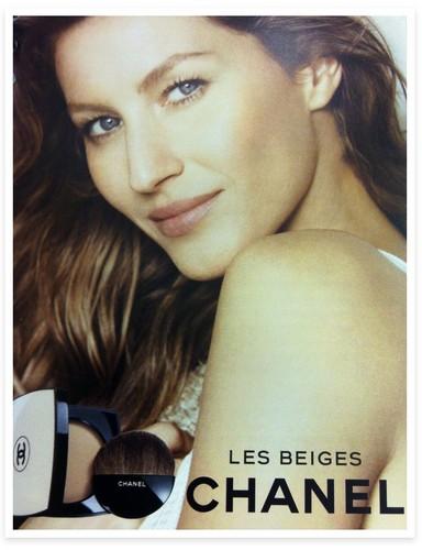 Chanel Les Beiges S-S 2013 によって Mario Testino