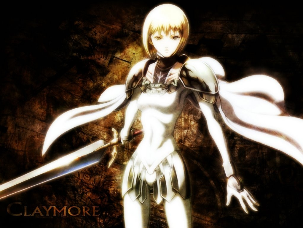 clare claymore anime and mang photo 33480948 fanpop