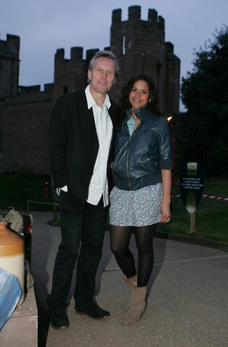 Class Acts: ángel Coulby and Anthony Head
