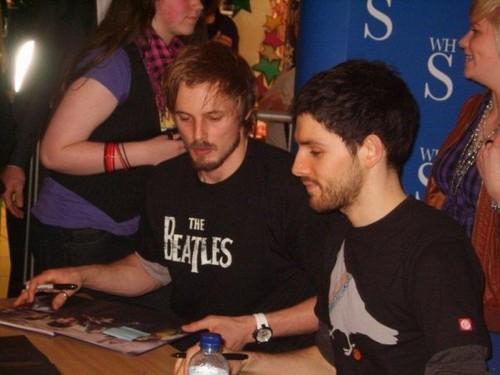 Colin & Bradley ♥