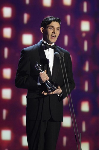 Colin Morgan wallpaper with a business suit, a suit, and a dress suit called Colin Morgan - NTA 2013