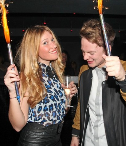 Conor Maynard Out in Paris