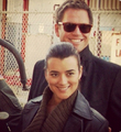 Cote and Michael - tiva photo
