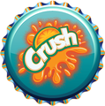 Crush Soda topi
