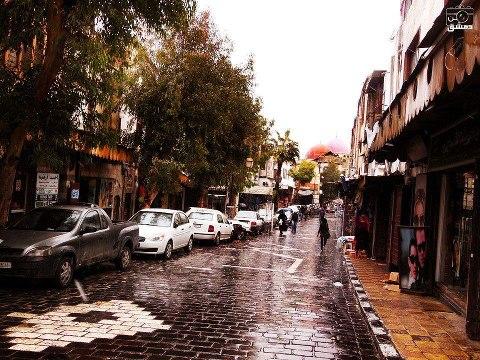 Damascus :)