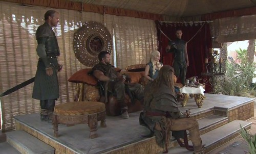 Dany and War Council