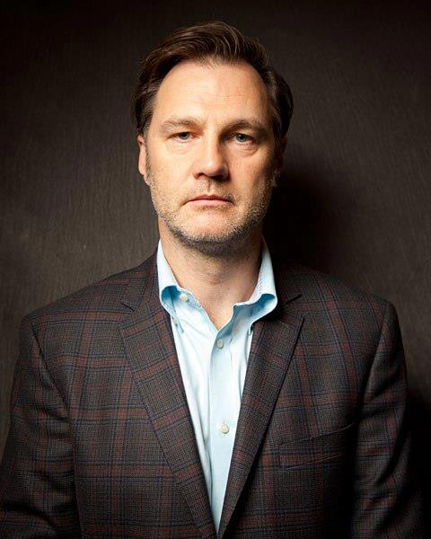 david morrissey height