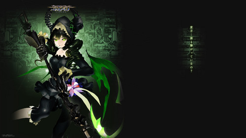 Dead Master Arcana achtergrond