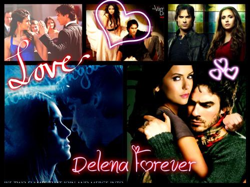 Delena Forever