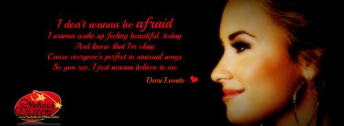 Demi Lovato Believe In me
