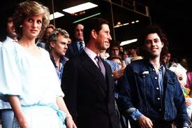 Diana At A Public Function