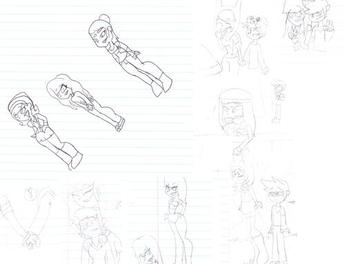 Doodles page 2