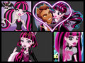 Draculaura - monster-high fan art