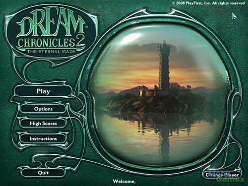 Dream Chronicles: The Eternal Maze screenshot