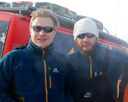 Driven To Extremes - Tom in Siberia