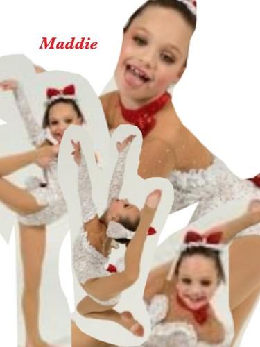 Edits of Maddie Ziegler
