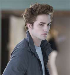 Breaking Dawn The Movie দেওয়ালপত্র containing a portrait entitled Edward Cullen