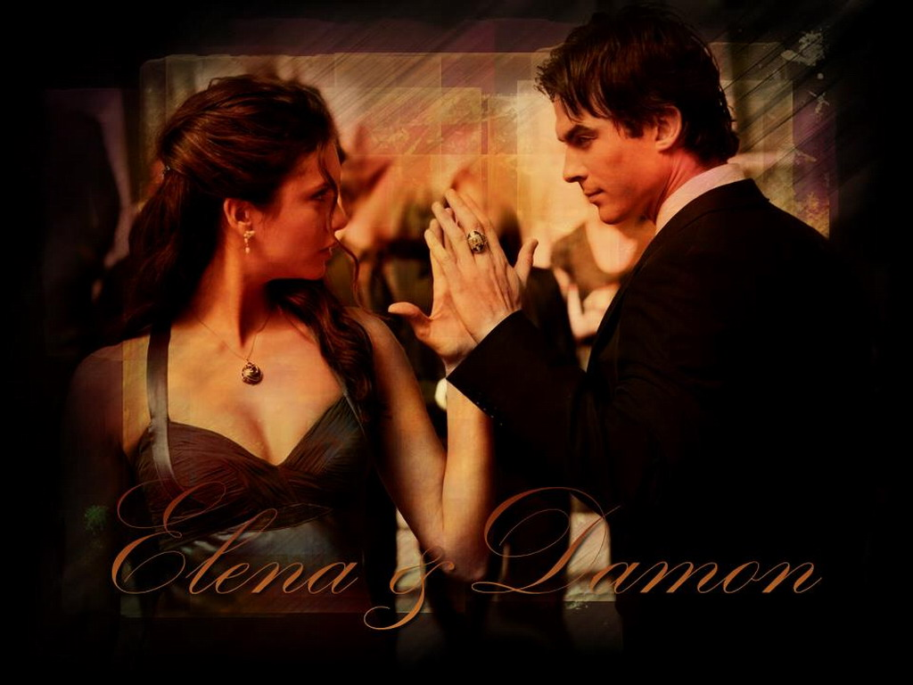 when does damon and elena start dating Will elena & liam date on 'the vampire diaries' 4 reasons this duo was doomed right from the start  let's face it — if damon was still around elena would not be giving this guy the.