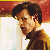 The Eleventh Doctor photo probably containing a portrait entitled Eleven