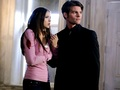 Elijah & Elena Wallpaper - elijah-and-elena wallpaper