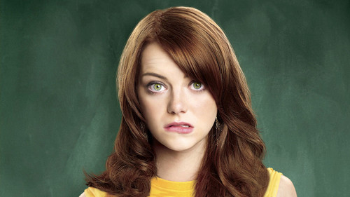 Emma Stone hình nền containing a portrait called Emma Stone