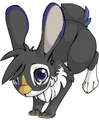 Emma as a bunny. :3 - emma-the-penguin photo