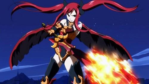 Erza Flame Empress Armor