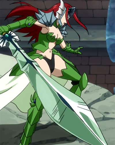 Erza Sea Empress Armor...