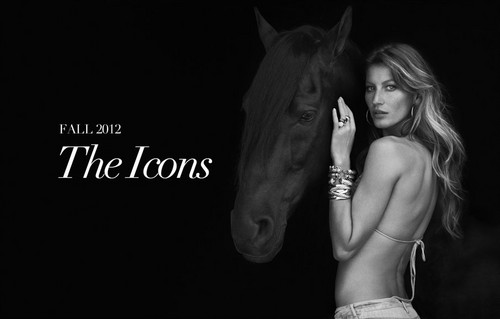 Fall 2012: The Icons
