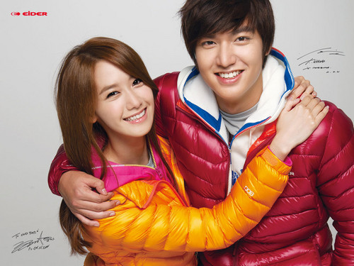 For My Yoona Queen: Yoona and Lee Min Ho