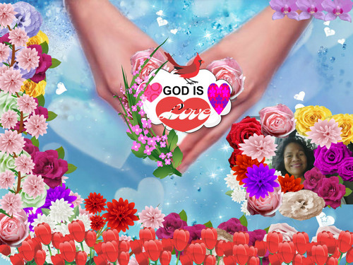 Valentine's Day images GOD IS LOVE HD wallpaper and background photos
