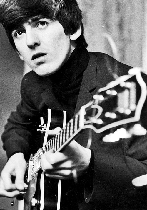 George Harrison: fabbest of the four?