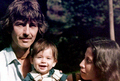 George, Olivia &amp; Dhani Harrison - george-harrison photo