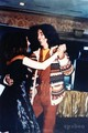 George &amp; Olivia Harrison - george-harrison photo