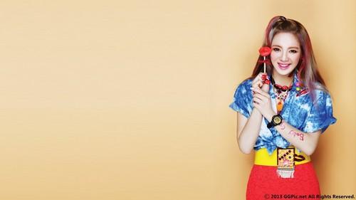 Girls Generation Kiss Me Baby-G bởi Casio || Hyoyeon