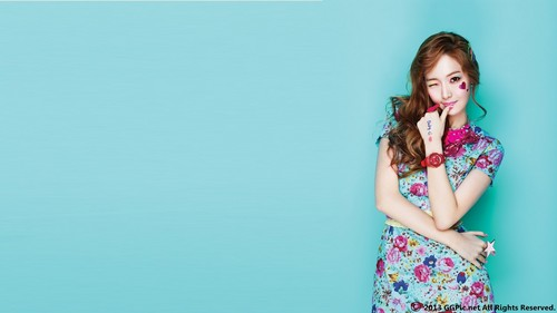 Girls Generation KISS Me Baby-G Von Casio || Jessica
