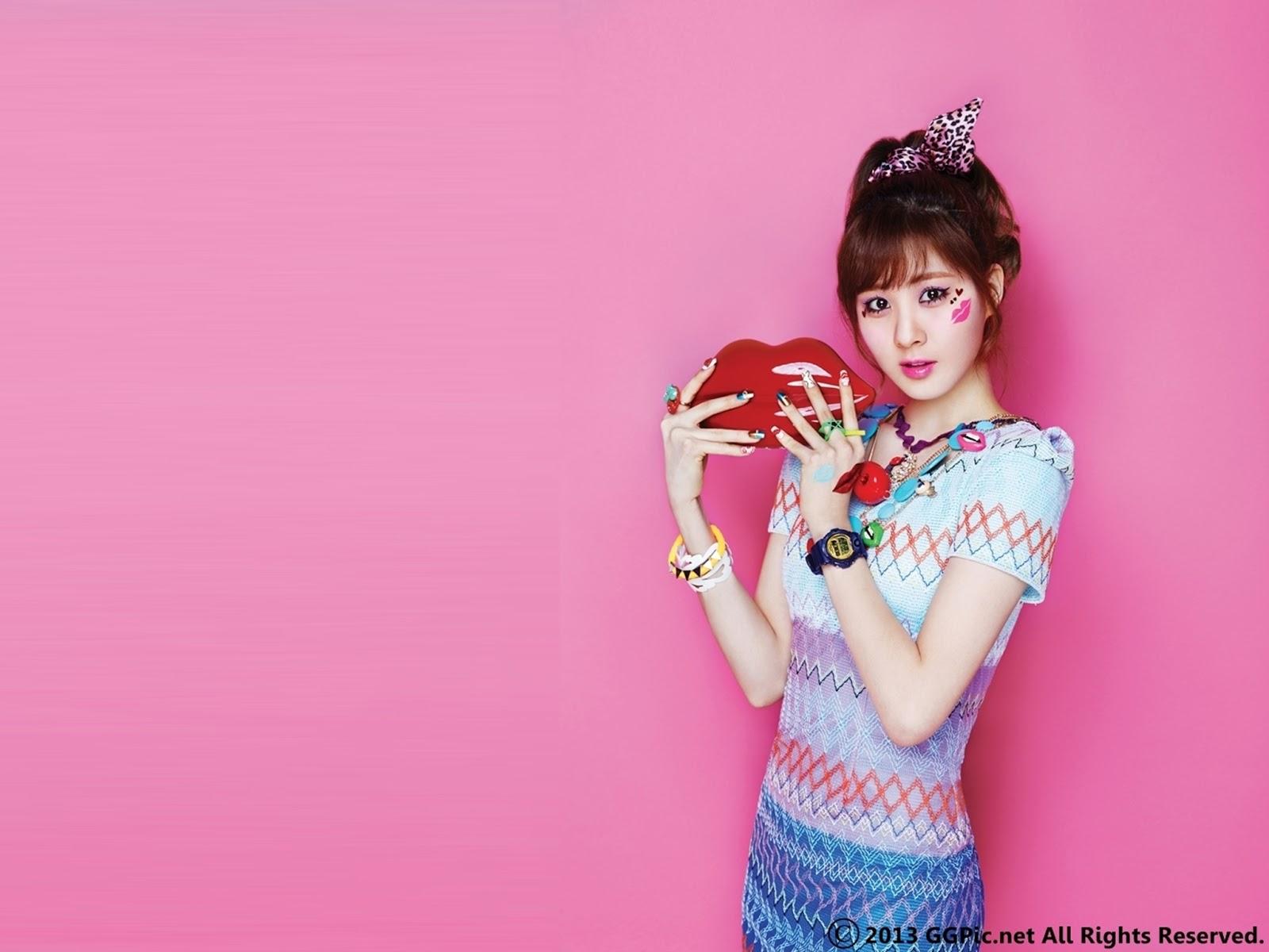 Girls Generation 吻乐队(Kiss) Me Baby-G 由 Casio || Seohyun