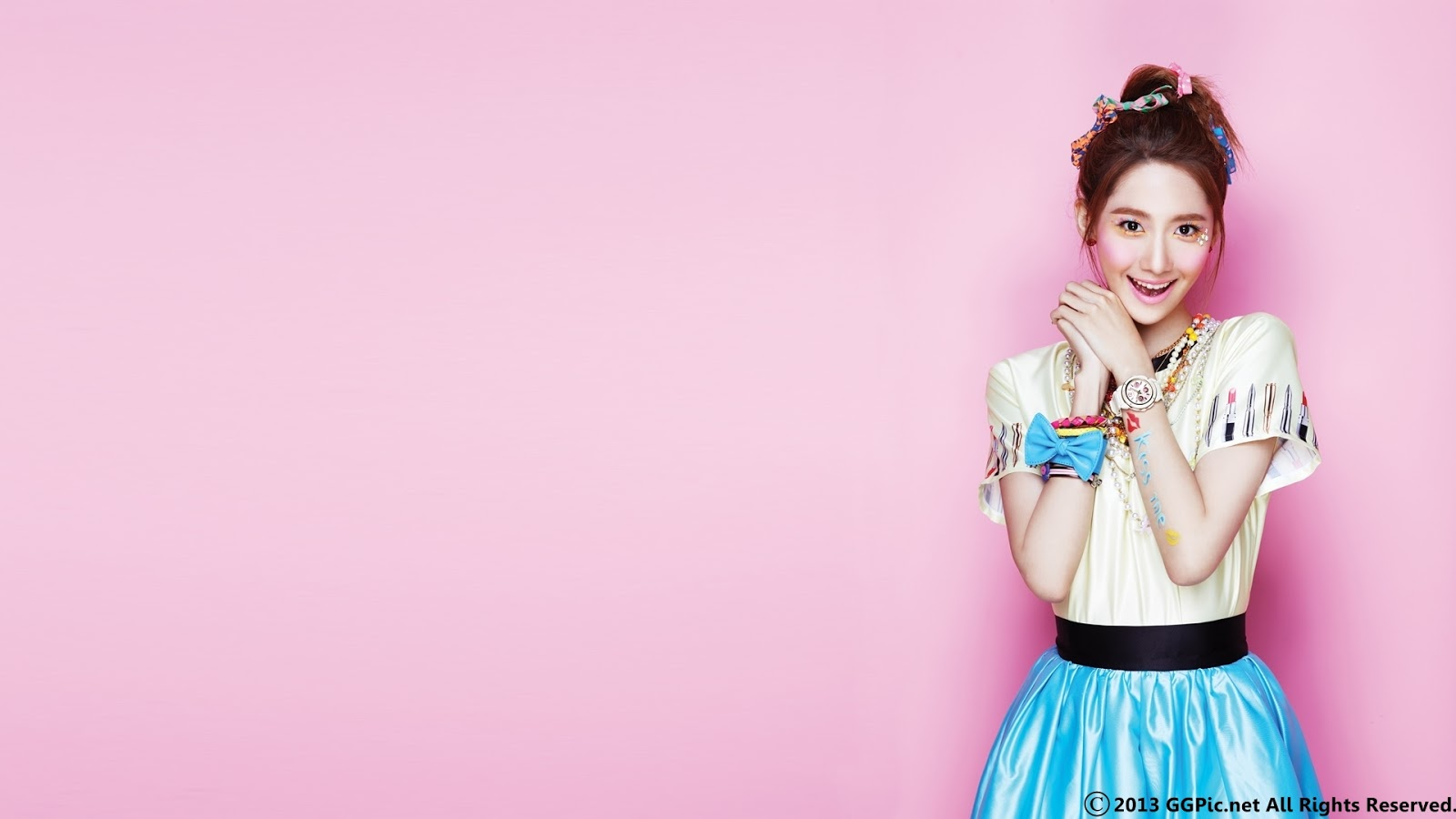 Girls Generationsnsd Images Girls Generation Kiss Me Baby G By