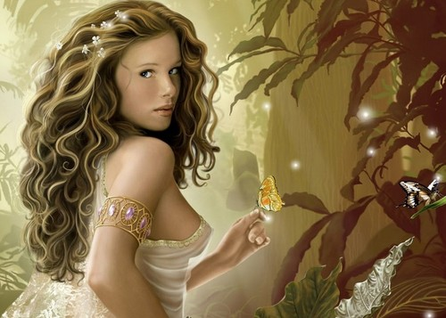 Greek Mythology wallpaper titled Goddesses of Greece