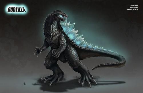 Godzilla 2014 Possible Monster Artwork