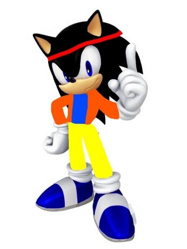 Goku The Hedgehog (Video Game)