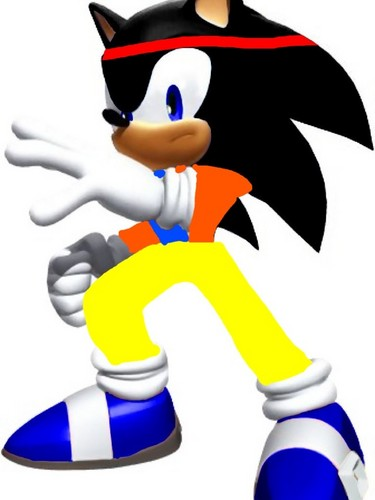 Goku (Vegeta The Hedgehog)