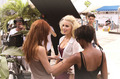 Guess Girl - behind the scenes - amber-heard photo