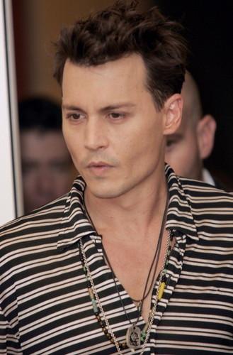 Handsome Johnny everywhere!