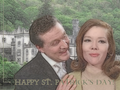 Happy St. Patrick's Day - diana-rigg wallpaper