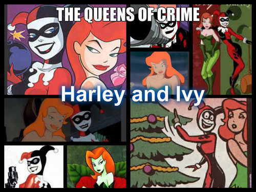 Harley and Ivy (I made this on muzy)