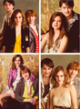 Harry Potter Couples - hermione-granger fan art